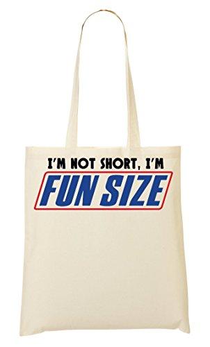 Sac I'M I'M Tout Sac Not Short À Size Fourre Provisions Fun HqxRZwxA