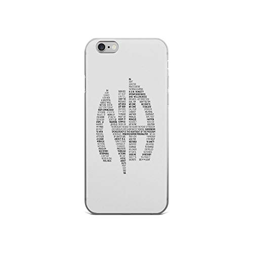 iPhone 6/6s Pure Clear Case Cases Cover Narcotics Anonymous Logo (in Slogans) (Best Slogan For Success)
