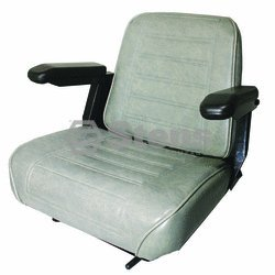Silver Streak # 420004 Commercial Mower Seat for High BackHigh Back by Silver Streak