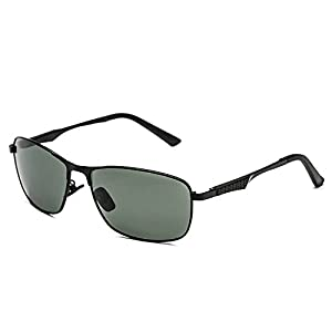 CHB Men's Women's Classic Wayfarer Driving Sunglasses 100% UV protection