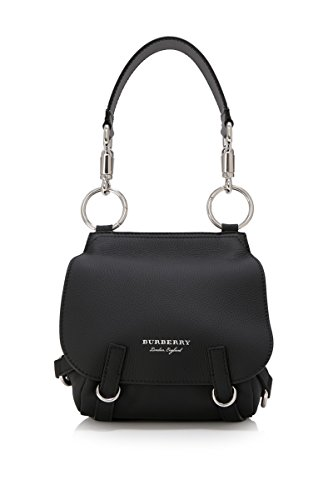 Burberry Women's Bridle in Handbag Black