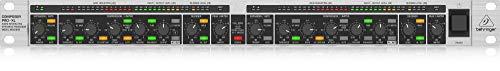 Behringer Composer Pro-XL MDX2600 Reference-Class 2-Channel Expander/Gate/Compressor/Peak Limiter (Compressor Rack)