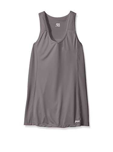 PENN Women's V-Neck Textured Singlet, Castle Rock, M (Cloth Dryer Rock compare prices)