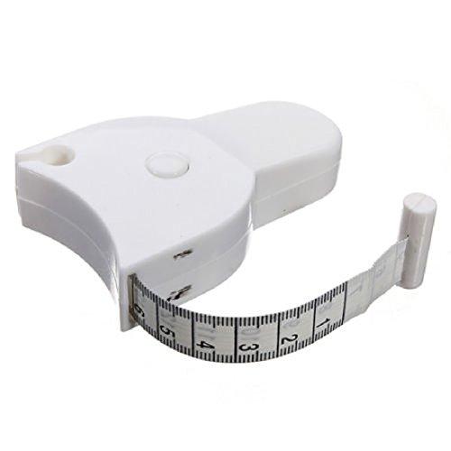 巻き尺 ルーラー 伸縮自在 胸 腰 キャリパー測定 150cm