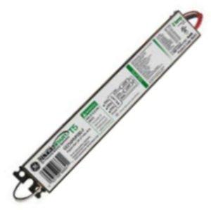 (Case of 10) GE 67562 - GE254MVPS90-A UltraStart? T5 Watt-Miser 2-Lamp 54W T5HO Ballast