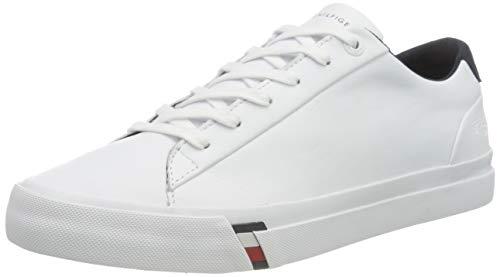 Tommy Hilfiger CORPORATE LEATHER SNEAKER mens Sneaker