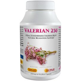 Andrew Lessman Valerian 250, 120 Capsules top 5 natural sleep supplements - 31dLRq0Q2bL - Top 5 Natural sleep supplements – reviews and buying guide