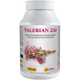 Andrew Lessman Valerian 250, 240 Capsules
