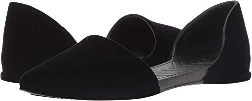 Native Shoes Women's Audrey Jiffy Black/Velvet 8 B US