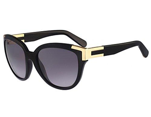 Chloe CE635S 001 58mm Black Grey - Sunglasses Black Chloe