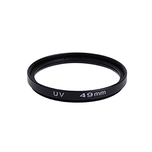 49mm Universal UV Ultraviolet Lens Protection Filter for Multiple Camera