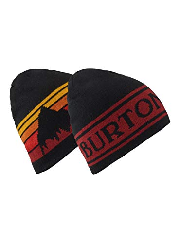 Burton Unisex Billboard Beanie, Sparrow/True Black, One Size