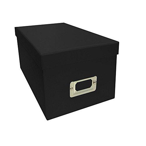Albums Dvd Photo (Pioneer Photo Albums Black CD/DVD Storage Box (Set of 6))