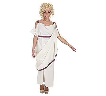LLOPIS - Disfraz Adulto Romana pólux: Amazon.es: Juguetes y juegos