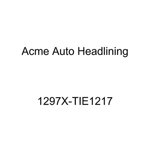 (Acme Auto Headlining 1297X-TIE1217 Ginger Replacement Conversion Headliner (1960 Oldsmobile 98 & Super 88 4 Door Hardtop 6 Bows))