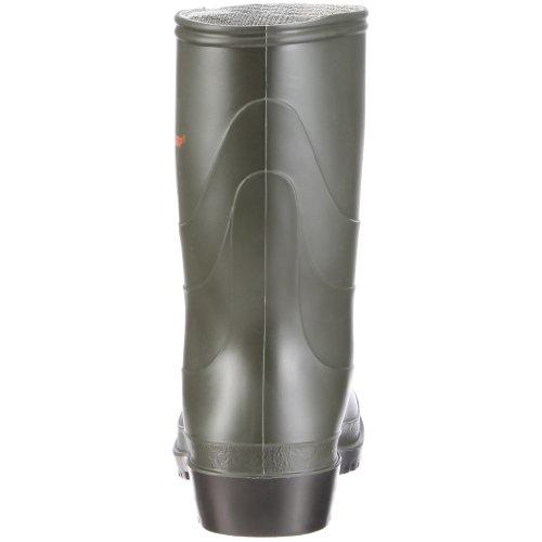 Dunlop Dunlop Gummistiefel HG kurz grün DUB050613 - Botas de caucho para hombre Verde