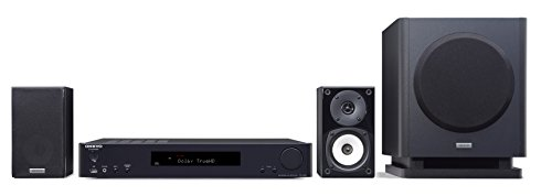 ONKYO cinema package 2.1ch high-resolution sound source corr