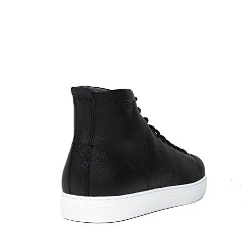 Armani Jeans Sneaker High Cut Black