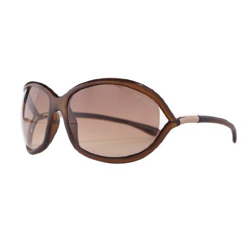 Tom Ford Designer FT0008 692 Jennifer Brown Women - Sunglasses Jennifer Tom Ford Brown