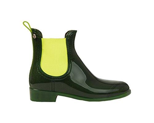 Chelsea Boots Grau Green Jelly Pisa Metal WoMen Lemon pq8vIxtw