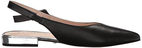 Nanette Lepore WoMen Addy Flat Sandal Black