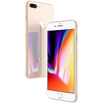 Apple Iphone 8 Plus 64gb Gold Fully Unlocked Renewed