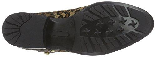 Diavolezza Hannie Dameslaarzen Korte Veelkleurige (leopard)