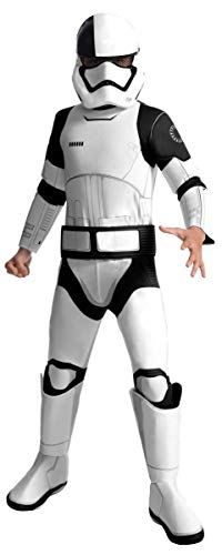 Rubie's Star Wars Episode VIII: The Last Jedi, Child's Deluxe Executioner Trooper Costume, Large