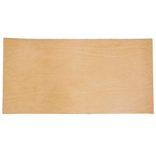 9 Ounce Top Grain - Import Tooling Leather 8-9oz Pre-Cut (12