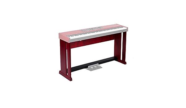 Nord - Soporte de madera para teclado para todos los instrumentos Nord Stage y Piano 88 teclas (NWKS)