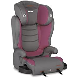 Diono Cambria Highback Booster Car Seat, Raspberry