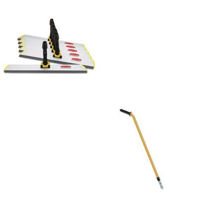 KITRCPQ570RCPQ760 - Value Kit - Rubbermaid-24quot; Quick Connect Squeegee Frame (RCPQ570) and Rubbermaid-Ergo Adjustable Handle (RCPQ760) by Unknown