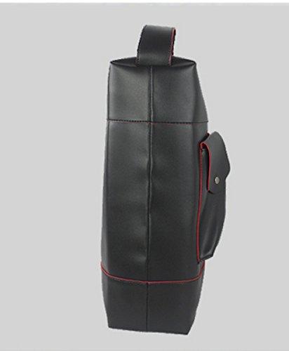 Chest Package Shoulder Laidayepu Bag Men's Black Business Messenger qFUwHF1