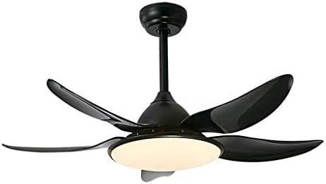 Ventilador de techo de 42/52 pulgadas con 5 aspas de ventilador de ...
