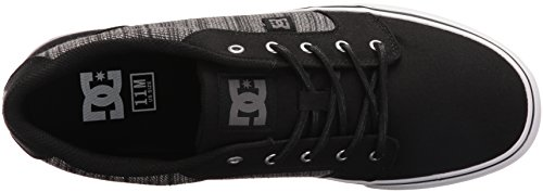 DC ShoesAnvil TX Se - Zapatillas Unisex Adulto, Color, Talla 39 EU