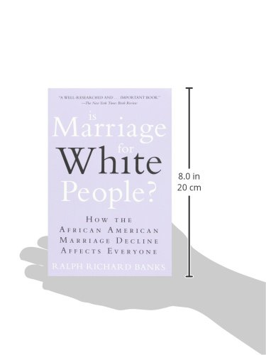 Is Marriage For White People How The African American Marriage