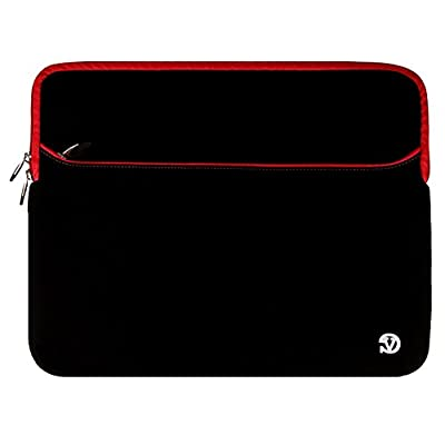 Travel Laptop Sleeve Bag Tablet Pouch Case for Asus ROG / X / Dell Alienware / Inspiron 17 / Inspiron 17 5000