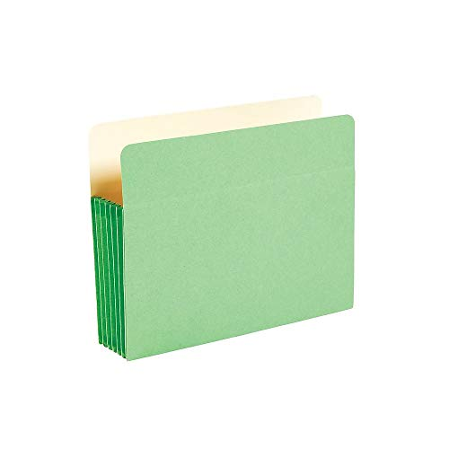 (Staples 614655 Colored Top Tab File Pockets 5 1/4