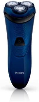 Philips - Afeitadora Pt71516, A Red, Cuchillas, Azul Noble: Amazon ...