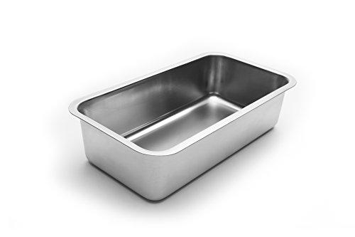 Fox Run 4854 Loaf Pan, Stainless Steel