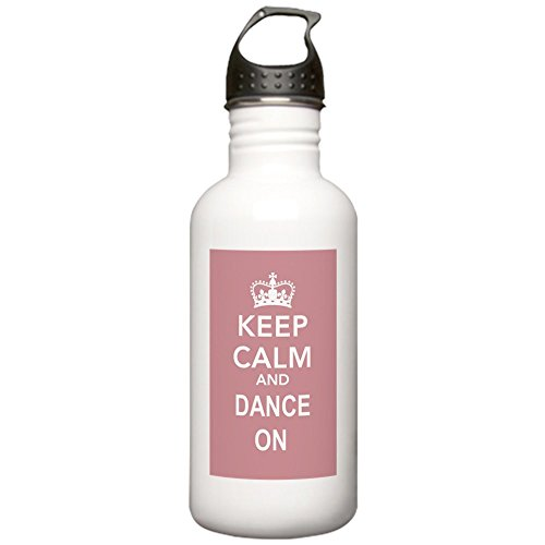 CafePress - Dance On Stainless Water Bottle 1.0L - Stainless Steel Water Bottle, 1.0L Sports Bottle by CafePress