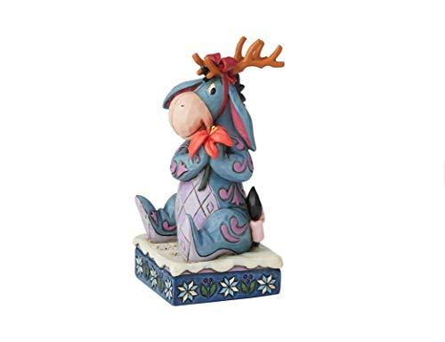 (Enesco Disney Traditions by Jim shore Eeyore Christmas Personality                                                 )