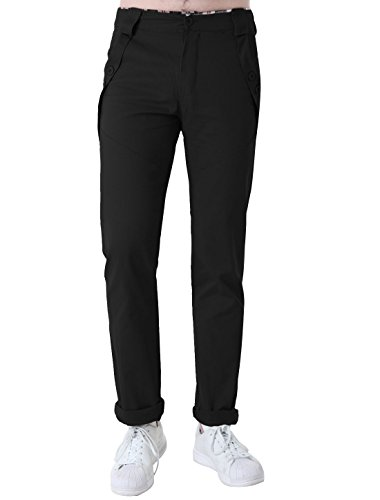 Zip Fly Trousers - 3