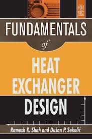 Fundamentals of Heat Exchanger Design