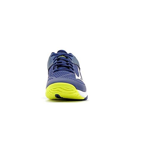Mizuno Wave Exceed Tour 2 all Court Scarpe da Tennis - AW17 Blue Depths / White / Dress Blue