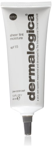 Dermalogica Sheer Tint Moisture SPF 15 Medium, 1.3 Fluid ()