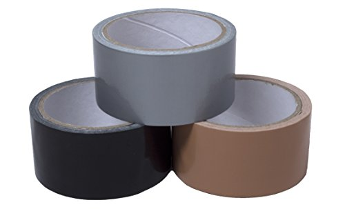 (3 Pack Duct Tape Multipurpose Crafts Projects Household Repairs 1.8