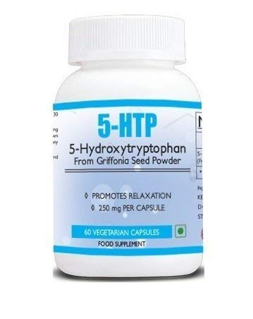 5 htp by Health first Highest Strength in Market 250mg 60 Capsules Appetite Suppressant,Naturally Increases Serotonin to Promote Positive Health and Overall Well-Being (60 Capsules) (60 Capsules) (Best 5 Htp Brand Uk)