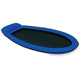 31dM52g3YwS. SS300 Intex Pool Lounge Luftmatratze aufblasbar Netzboden für Schwimmbad grün oder blau