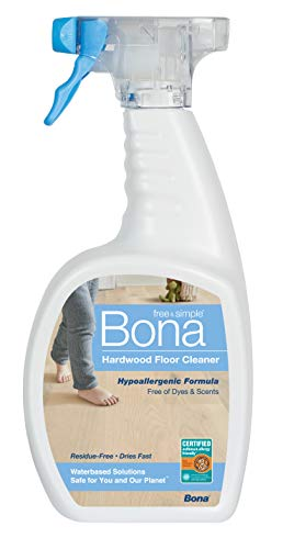 Bona Free & Simple Hardwood Floor Cleaner - 36oz Spray ()